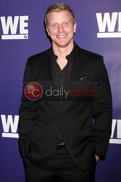 """Sean Lowe<br /> at the WE tv Presents """"The Evolution of Relationship Reality Shows,"""" Paley Center for Media, Beverly Hills, CA 03-19-14<br /> Dave Edwards/DailyCeleb.com 818-249-4998"""