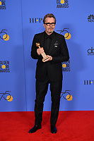 Gary Oldman at the 75th Annual Golden Globe Awards at the Beverly Hilton Hotel, Beverly Hills, USA 07 Jan. 2018<br /> Picture: Paul Smith/Featureflash/SilverHub 0208 004 5359 sales@silverhubmedia.com
