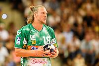 Lars Kaufmann (FAG) am Ball