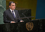 Question of equitable representation on and increase in the membership of the Security Council and other matters related to the Security Council [item 122]<br /> <br /> <br /> AZARBIJAN