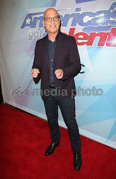 "30 August 2017 - Hollywood, California - Howie Mandel. NBC ""America's Got Talent"" Season 12 Live Show held at the Dolby Theatre. Photo Credit: F. Sadou/AdMedia"