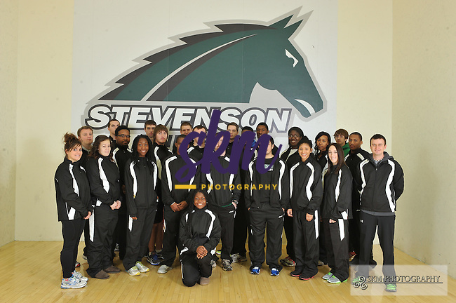Team and individual shots of the Track & Field team.