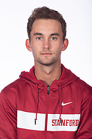 Stanford, CA -- October 09, 2018: Stanford Men's Tennis photo day.