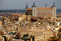 The city of Toledo, central Spain.