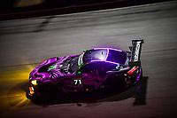 #71 P1 MOTORSPORTS (USA) MERCEDES AMG GT3 GTD MAXIMILIAN BUHK (DEU) FABIAN SCHILLER (DEU) DOMINIK BAUMANN (AUT) JC PEREZ (COL)