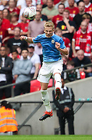 Oleksander Zinchenko of Manchester City during the FA Community Shield match between Liverpool and Manchester City at Wembley Stadium on August 4th 2019 in London, England. (Photo by John Rainford/phcimages.com)<br /> Foto PHC/Insidefoto <br /> ITALY ONLY