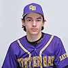 James Losee of Oyster Bay poses for a portrait during Newsday's varsity baseball season preview photo shoot at company headquarters on Saturday, March 18, 2017.