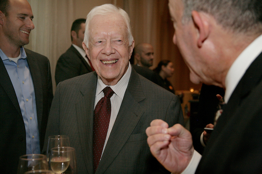 Jimmy Carter met fellow citizens and delivered the keynote speech at the Publicity Club of Chicago's Golden Trumpet Awards. PCC recognized the regions best strategic communications work done in 2013 at the Golden Trumpet Awards dinner at the Palmer House in downtown Chicago on Wednesday, June 4, 2014   [Photo by Karen Kring] Jimmy Carter met fellow citizens and delivered the keynote speech at the Publicity Club of Chicago's Golden Trumpet Awards. PCC recognized the regions best strategic communications work done in 2013 at the Golden Trumpet Awards dinner at the Palmer House in downtown Chicago on Wednesday, June 4, 2014   [Photo by Karen Kring]