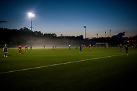 Kansas City, MO - Saturday May 27, 2017:  during a regular season National Women's Soccer League (NWSL) match between FC Kansas City and the Washington Spirit at Children's Mercy Victory Field.