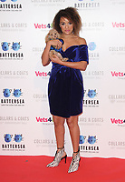 Pandora Christie at the Collars &amp; Coats Gala Ball 2018 at Battersea Evolution, Battersea Park, London on Thursday 1st November 2018<br /> CAP/JIL<br /> &copy;JIL/Capital Pictures