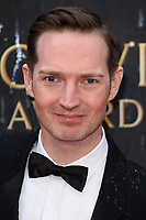 Dan Gillespie Sells arriving for the Olivier Awards 2018 at the Royal Albert Hall, London, UK. <br /> 08 April  2018<br /> Picture: Steve Vas/Featureflash/SilverHub 0208 004 5359 sales@silverhubmedia.com