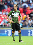 Juventus Claudio Marchisio looks on dejected during the pre season match at Wembley Stadium, London. Picture date 5th August 2017. Picture credit should read: David Klein/Sportimage