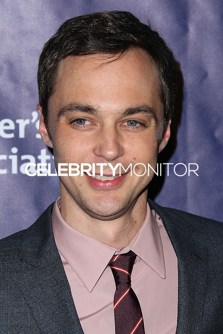 "BEVERLY HILLS, CA, USA - MARCH 26: Jim Parsons at the 22nd ""A Night At Sardi's"" To Benefit The Alzheimer's Association held at the Beverly Hilton Hotel on March 26, 2014 in Beverly Hills, California, United States. (Photo by Xavier Collin/Celebrity Monitor)"