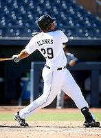 Kyle Blanks / Peoria Saguaros 2008 Arizona Fall League..Photo by:  Bill Mitchell/Four Seam Images