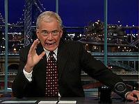 02/10/09 Letterman