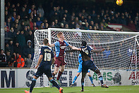 - Scunthorpe United vs Crewe Alexandra - Sky Bet League One Football at Glanford Park, Scunthorpe, Lincolnshire - 13/12/14 - MANDATORY CREDIT: Mark Hodsman/TGSPHOTO - Self billing applies where appropriate - contact@tgsphoto.co.uk - NO UNPAID USE