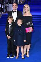 "Joel Dawson<br /> arriving for the ""Mary Poppins Returns"" premiere at the Royal Albert Hall, London<br /> <br /> ©Ash Knotek  D3467  12/12/2018"