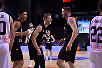 New Zealand Tall Blacks' Tom Abercromble in action during the FIBA World Cup Basketball Qualifier - NZ Tall Blacks v Jordan at Horncastle Arena, Christchurch, New Zealand on Thursday 29 November  2018. <br /> Photo by Masanori Udagawa. <br /> www.photowellington.photoshelter.com