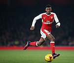 Arsenal's Jeff Reine-Adelaide in action during the EFL Cup match at the Emirates Stadium, London. Picture date October 30th, 2016 Pic David Klein/Sportimage