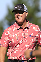 D.A. Points (USA) on the 9th green during Thursday's Round 1 of the 2018 AT&amp;T Pebble Beach Pro-Am, held over 3 courses Pebble Beach, Spyglass Hill and Monterey, California, USA. 8th February 2018.<br /> Picture: Eoin Clarke | Golffile<br /> <br /> <br /> All photos usage must carry mandatory copyright credit (&copy; Golffile | Eoin Clarke)