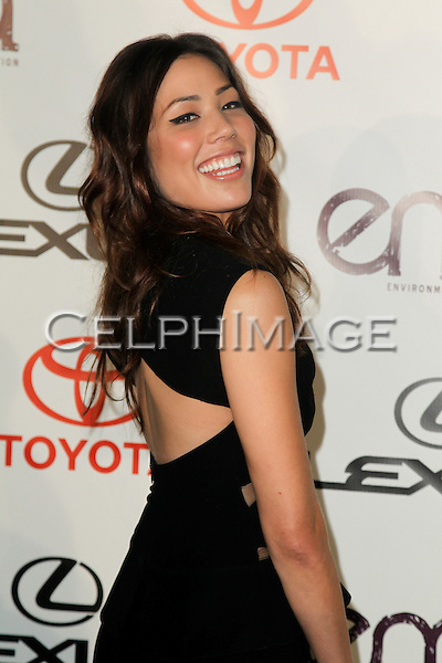 MICHAELA CONLIN. 2010 Environmental Media Association (EMA) Awards at Warner Brothers Studios. Burbank, CA, USA. October 16, 2010. ©CelphImage