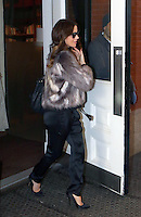 www.acepixs.com<br /> <br /> January 5 2017, New York City<br /> <br /> Actress Kate Beckinsale wears a fur jacket as she leaves a downtown hotel on January 5 2017 in New York City<br /> <br /> By Line: Zelig Shaul/ACE Pictures<br /> <br /> <br /> ACE Pictures Inc<br /> Tel: 6467670430<br /> Email: info@acepixs.com<br /> www.acepixs.com