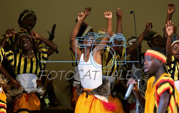 Imani Milele Children's Choir