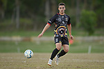 BRISBANE, AUSTRALIA - JULY 13:  during the NPL Queensland Senior Mens Round 24 match between Gold Coast United and Magpies Crusaders FC at Coplick Family Sports Park on July 13, 2019 in Brisbane, Australia. (Photo by Patrick Kearney)