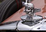 Mascot, 1930 Stutz MB LeBaron Convertible Coupe, Pebble Beach Concours d'Elegance