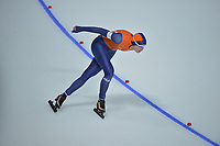 OLYMPIC GAMES: PYEONGCHANG: 10-02-2018, Gangneung Oval, Long Track, 3000m Ladies, Carlijn Achtereekte (NED), ©photo Martin de Jong