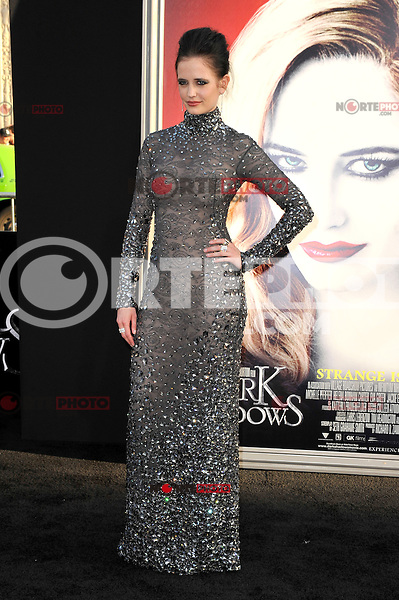 Eva Green at the premiere of Warner Bros. Pictures' 'Dark Shadows' at Grauman's Chinese Theatre on May 7, 2012 in Hollywood, California. © mpi35/MediaPunch Inc.