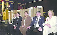 Minister for Justice, Equality and Law Reform who topped the poll, makes his acceptance speech in the Gleneagle Hotel on Sunday. Also in picture are from left, Donal Grady, Tom Fleming, Sheila Casey, Deputy Jackie healy-Rae and Deputy Breeda Moynihan-Cronin..Picture by Don MacMonagle Jackie Healy-Rae, TD from the book by Don MacMonagle entitled 'Jackie - Keeping Up Appearances' published in 2002.