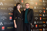 2018 01 15 Meeting of the nominees of the Goya Awards