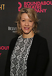 Linda Emond during the Off-Broadway Opening Night photo call for the Roundabout Theatre Production of 'Skintight at the Laura Pels Theatre on June 21, 2018 in New York City.