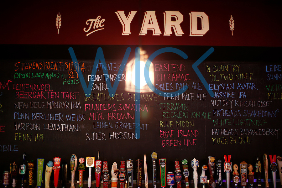 The Yard in the Shadyside neighborhood of Pittsburgh, Pennsylvania. (Photo by Jared Wickerham/Wick Photography)