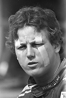 Portraits, 1980's NASCAR drivers by Brian Cleary