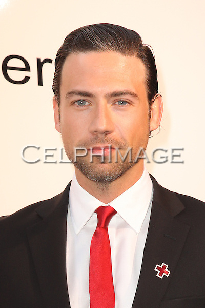 "ADAM RAYNER. Red carpet arrivals to the annual ""Red Tie Affair,"" benefitting the American Red Cross of Santa Monica, and honoring the humanitarian spirit of those who have shown courage, unselfish character and whose work has saved lives. At the Fairmont Miramar. Santa Monica, CA, USA. April 17, 2010."
