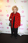 "Doris Roberts at QVC presents ""FFANY SHOES ON SALE"" at Frederick P. Rose Hall, Home of Jazz at Lincoln Center on October 13, 2010 in New York City, New York. (Photo By Sue Coflin/Max Photos)"