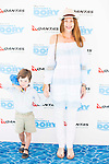 """Cristina Piaget attends to the morning premiere of the film """"Buscando a Dory"""" at Cines Kinepolis in Madrid. June 19. 2016. (ALTERPHOTOS/Borja B.Hojas)"""