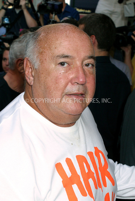 "Opening night for Broadway's newest and hottest show, ""Hairspray"" at Neil Simon Theatre. New York, August 15, 2002. Pictured is Kal Ruttenstein. Please byline: Alecsey Boldeskul/NY Photo Press.   ..*PAY-PER-USE*      ....NY Photo Press:  ..phone (646) 267-6913;   ..e-mail: info@nyphotopress.com"