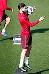 Atletico de Madrid's Yannick Ferreira Carrasco during training session. March 14,2017.(ALTERPHOTOS/Acero)