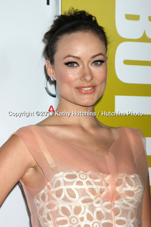 """LOS ANGELES - NOV 6:  Olivia Wilde arrives at the """"Butter"""" Screening at the AFI Fest 2011 at Grauman's Chinese Theater on November 6, 2011 in Los Angeles, CA"""