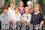 Annemarie O'Loughlin, Joan White, Evelyn O'Connor, Pat O'Leary, Kathleen Sugrue, Mary Corcoran and Helen Barry, some of the class who sat their leaving cert in Loretto Convent, Killarney in 1966 and are hoping to hold a class reunion in 2016. Missing from the photo is Mary T O'Dwyer.............................................................................................