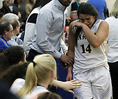 Warren Cousino defeats Bloomfield Hills Marian 41-39 in overtime during Regional final basketball action at Marian Thursday, March 9, 2017. Photos: Larry McKee, L McKee Photography. PLEASE NOTE: BEFORE PURCHASING AN IMAGE, PLEASE CHOOSE PROPER PRINT FORMAT TO BEST FIT IMAGE DIMENSIONS. L McKee Photography, Clarkston, Michigan. L McKee Photography, Specializing in Action Sports, Senior Portrait and Multi-Media Photography. Other L McKee Photography services include business profile, commercial, event, editorial, newspaper and magazine photography. Oakland Press Photographer. North Oakland Sports Chief Photographer. L McKee Photography, serving Oakland County, Genesee County, Livingston County and Wayne County, Michigan. L McKee Photography, specializing in high school varsity action sports and senior portrait photography.
