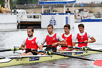 Race: 57 - Event: VISITORS' - Berks: 218 NAUT. DE FRANCE & MONACO, FRA/MON - Bucks: 214 AVIRON GRENOBLOIS, FRA<br /> <br /> Henley Royal Regatta 2017<br /> <br /> To purchase this photo, or to see pricing information for Prints and Downloads, click the blue 'Add to Cart' button at the top-right of the page.