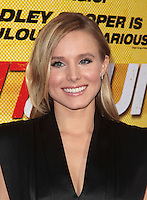 LOS ANGELES, CA - AUGUST 14: Kristen Bell arrives at the 'Hit & Run' Los Angeles Premiere on August 14, 2012 in Los Angeles, California MPI21 / Mediapunchinc /NortePhoto.com<br />