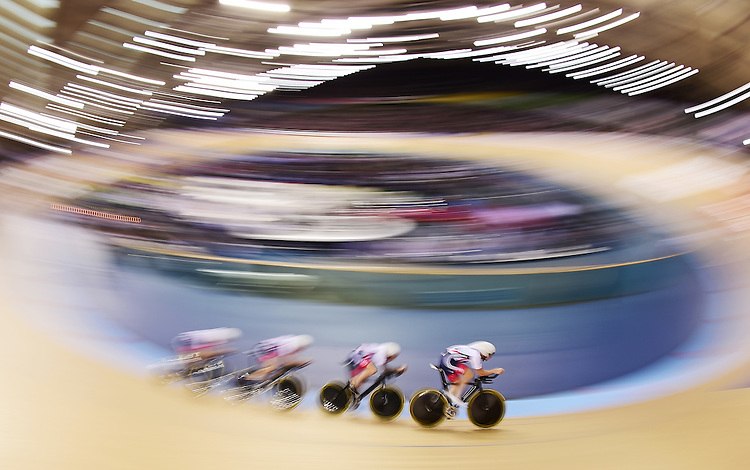 Picture by Alex Broadway/SWpix.com - 03/03/2016 - Cycling - 2016 UCI Track Cycling World Championships, Day 2 - Lee Valley VeloPark, London, England -
