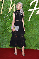 Victoria Magrath at the British Fashion Awards 2017 at the Royal Albert Hall, London, UK. <br /> 04 December  2017<br /> Picture: Steve Vas/Featureflash/SilverHub 0208 004 5359 sales@silverhubmedia.com