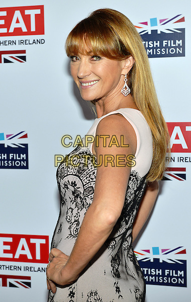 28 February 2014 - Los Angeles, California - Jane Seymour. GREAT British Film Reception to honor the British Oscar nominees, hosted by Consul General Chris O'Connor at the British Residence. <br /> CAP/ADM/CC<br /> &copy;CC/AdMedia/Capital Pictures