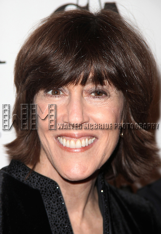 Nora Ephron.attending the Casting Society of America's New York 25th Annual Artios Awards for Outstanding Achievements in Casting at the Times Center in New York City. November 2, 2009.